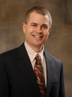 Spencer Bruce has been interim CEO of Louisville Water Co.