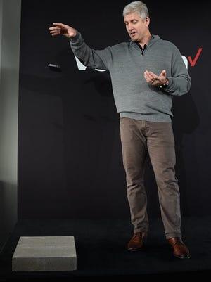 Google's new hardware chief Rick Osterloh