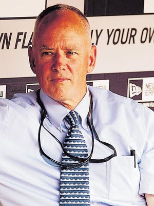 Sandy Alderson is trying to fortify the Mets bench and bullpen.
