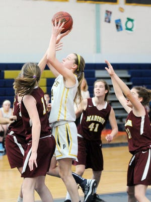 Last season's Pequannock girls' basketball team advanced to the second round of the Morris County Tournament as the eighth seed. The Golden Panthers are seeded 19th in this year's tournament.