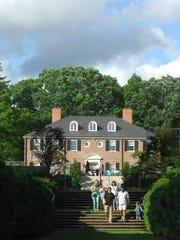 Greenwood Gardens, an historic garden oasis between