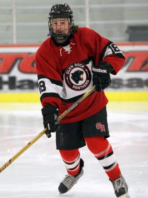 John LaMacchia helped lead Glen Rock to a 13-3-3 record, including 7-1 in its division.