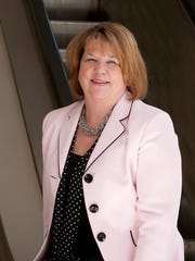Mary Scheibel, president of Trefoil Group, Milwaukee