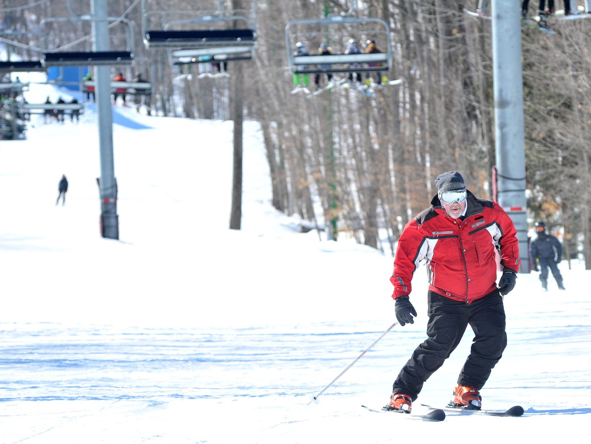 Granite Peak Ski Area has applied for a permit to build