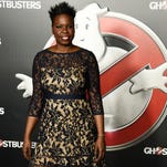 Leslie Jones isn't letting haters stop her from engaging on Twitter.