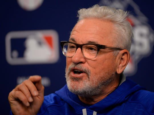 Joe Maddon brought a new dynamic to the Cubs clubhouse.