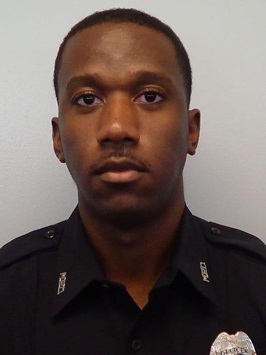Houston officer suspended