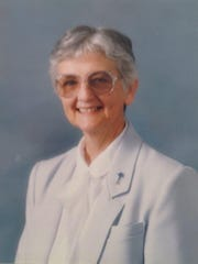 Sister Barbara Marie Dupuis was born in Port Arthur,