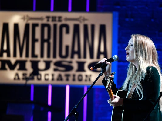 USP ENTERTAINMENT: AMERICANA MUSIC HONORS AND AWAR A ENT USA TN