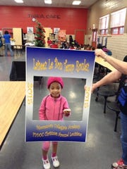 The Food Bank of Northwest Louisiana recently hosted