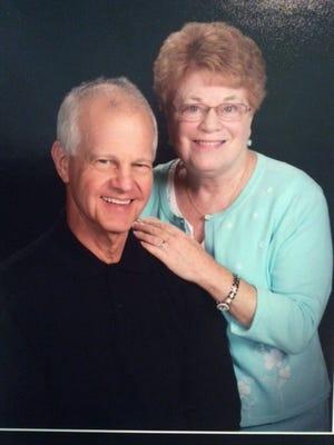 "Gene and Mary ""Teda"" Baumgart"