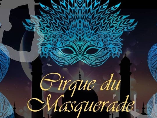 The Golden Masquerade Ball is Saturday night.