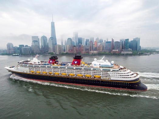 Disney Cruise Line To Set Sail To 7 New Ports In Europe In Summer 2019
