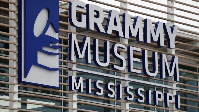 A sneak peak inside the Grammy Museum Mississippi in Cleveland.