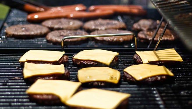 Wichita County Sheriff's Office benefit cookout