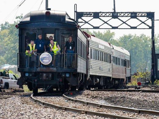 Private Train Car Cost