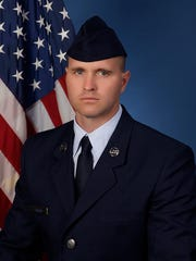 U.S. Air Force Reserve Airman 1st Class Wesley A. Fisher