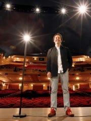 El Paso Symphony Orchestra conductor Bohuslav Rattay