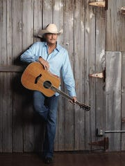 Alan Jackson will perform in Jackson March 18.