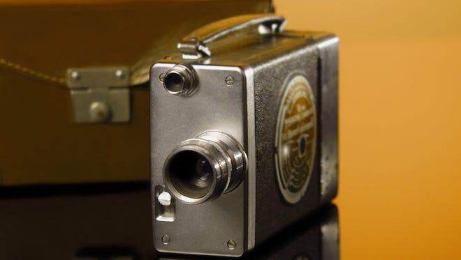Home video camera