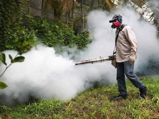 Zika Miami Beach
