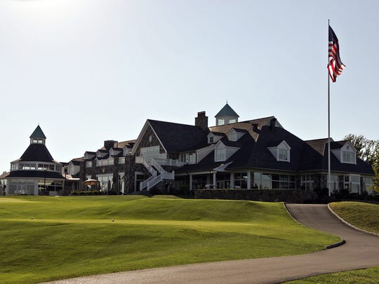 Trump National Golf Club-Westchester in Briarcliff