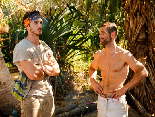 "Michael Yerger and Brendan Shapiro on ""Survivor: Ghost"