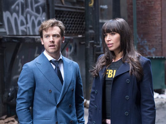 "Jack Cutmore-Scott and Ilfenesh Hadera star in the first season of ABC's ""Deception."""
