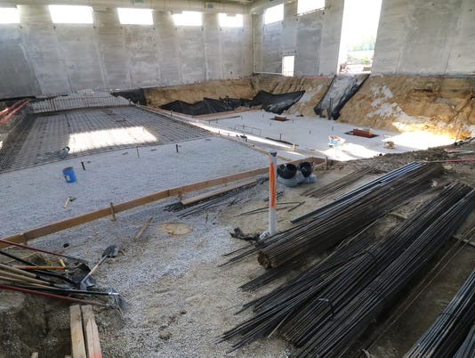 Schools construction updates in Germantown