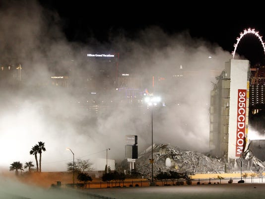 Clarion hotel Las Vegas