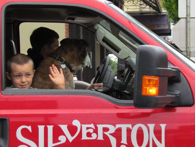 The third Saturday in May rolls out the annual Silverton