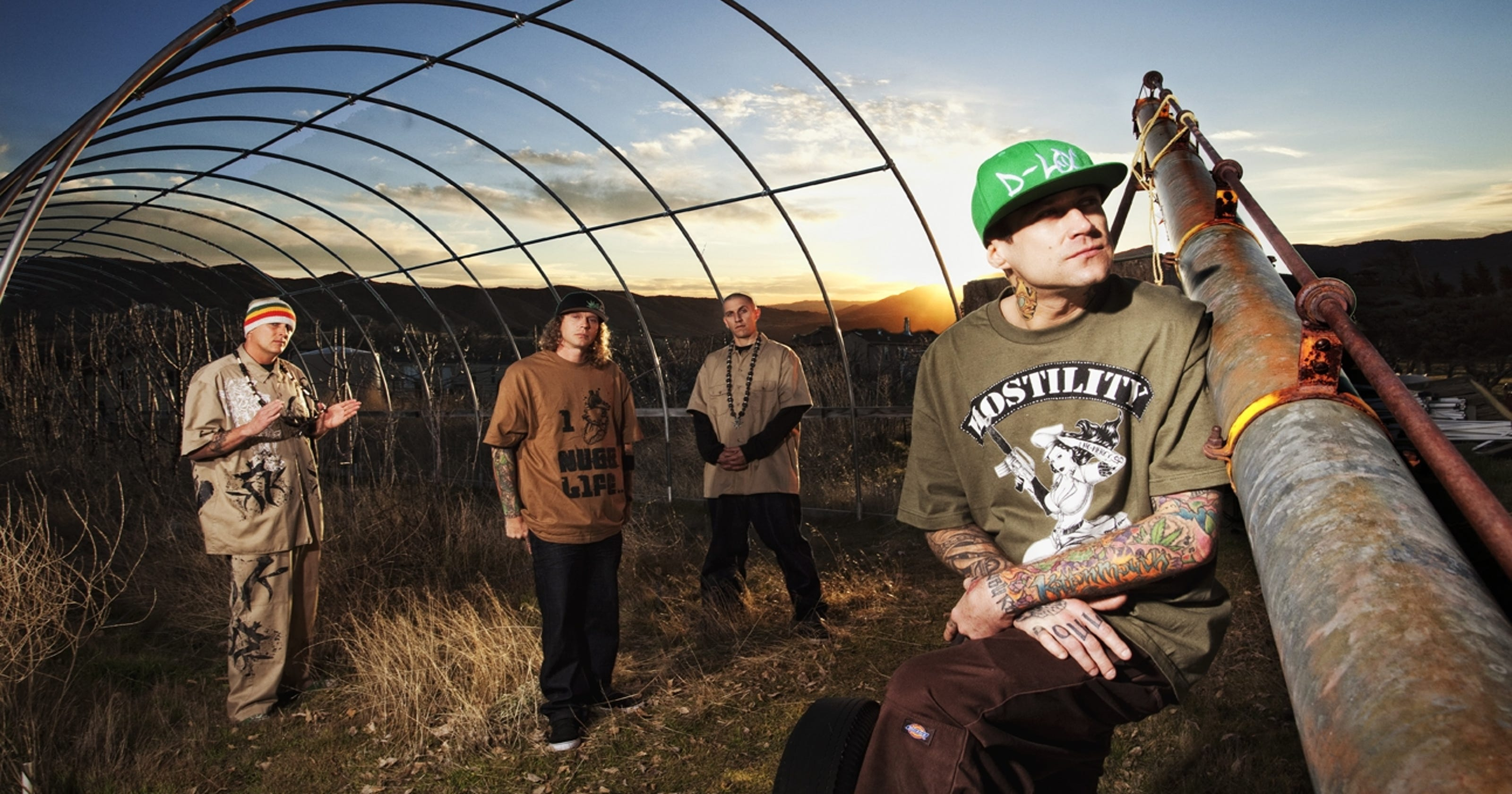 Kottonmouth Kings Will Play The Ink Life Fest In Fort Myers