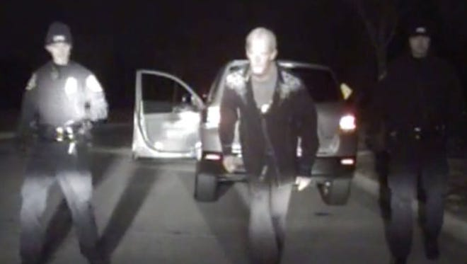 Video from Indianapolis Colts owner Jim Irsay's DUI arrest in March was released today by the city of Carmel.