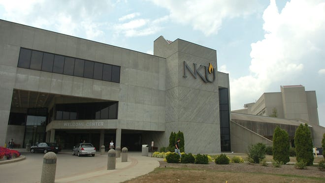 Northern Kentucky University's campus.