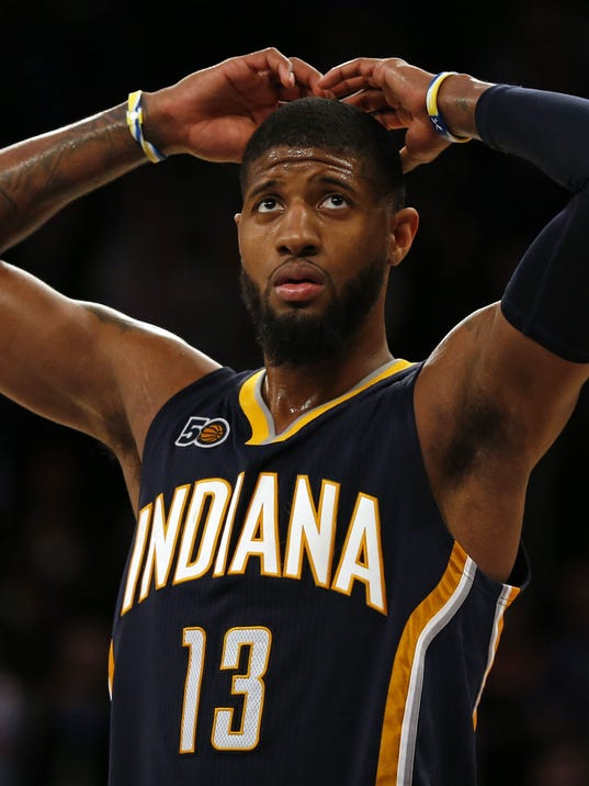 all nba teams unveiled indiana pacers paul george left off