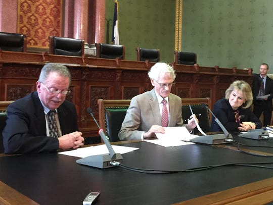 The state's Revenue Estimating Conference met March