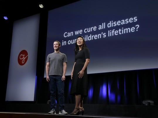 Mark Zuckerberg,Priscilla Chan