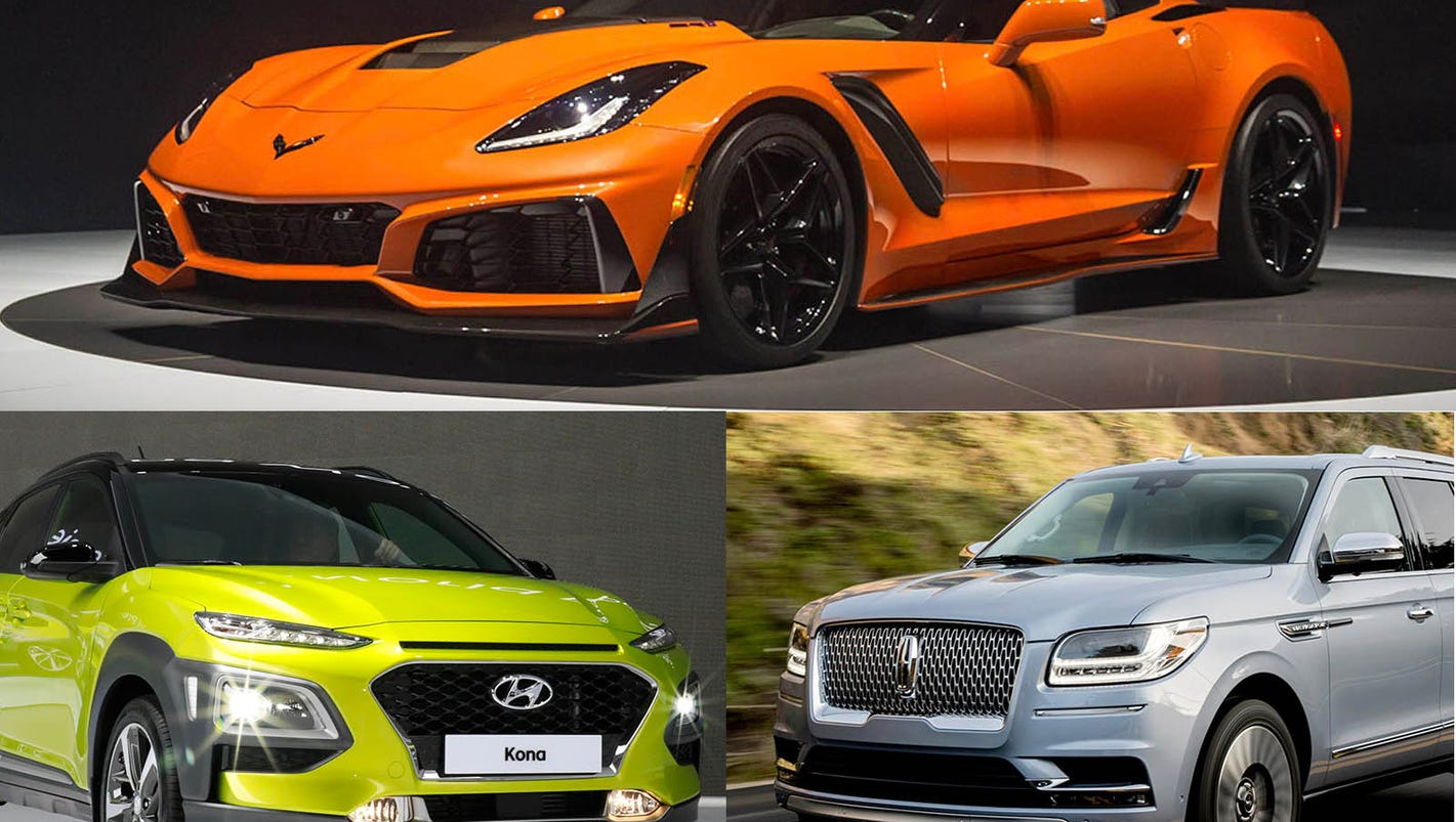 los angeles auto show attracts a raft of hot cars suvs. Black Bedroom Furniture Sets. Home Design Ideas