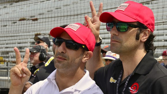 Tony Kanaan will one day follow friend Dario Franchitti into IndyCar retirement, but he doesn't want it to be soon