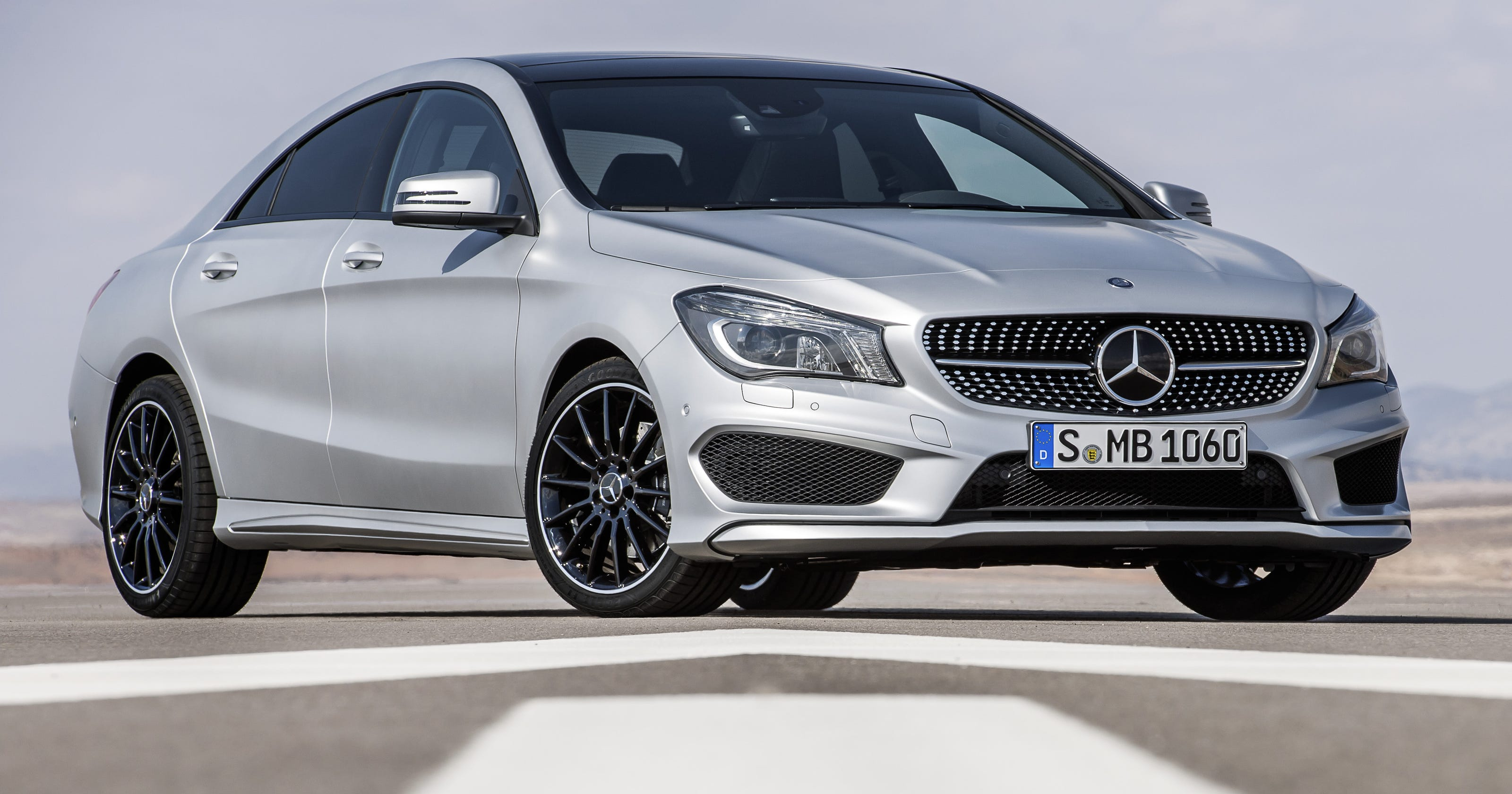 Test Drive: 'Bargain' Mercedes CLA disappoints