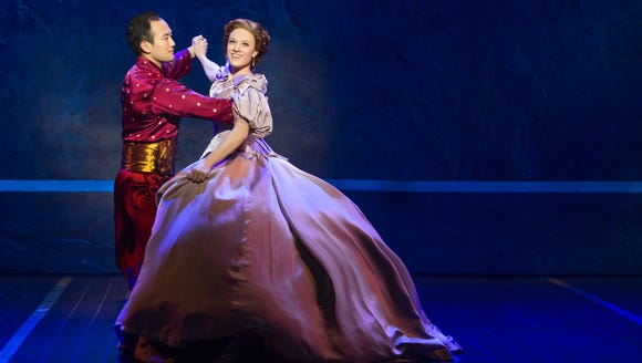 """The King and I"" is part of the 2018-19 Broadway in"