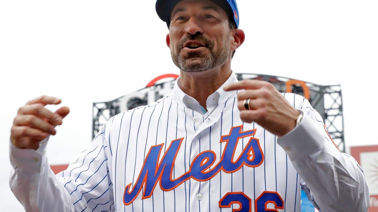 Video: Mickey Callaway on Mets' rotation