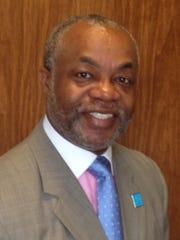 George Cotton, FAMU's vice president for university