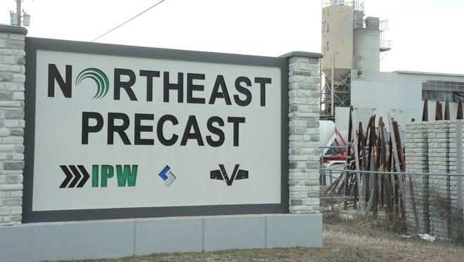 Northeast Precast is expected to expand in Vineland.