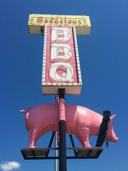 Bodacious Bar-B-Q in Bossier City