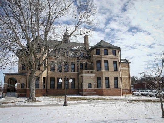The Glenwood Resource Center in Glenwood.