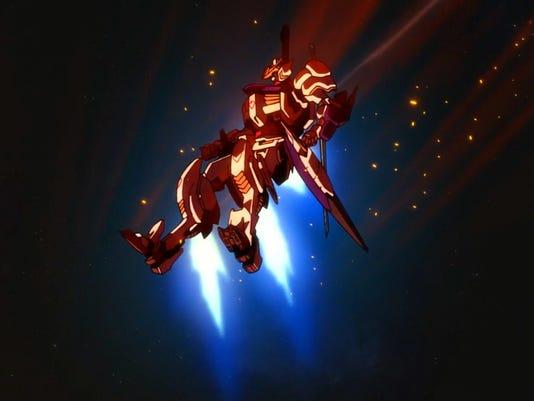 Technobubble: Gundam Iron-Blooded Orphans Episode 19 Image Gallery
