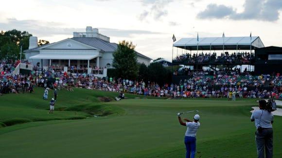 USP PGA: PGA CHAMPIONSHIP - THIRD ROUND S GLF USA NC