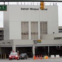 Detroit-Windsor Tunnel to close almost every night for 8 months
