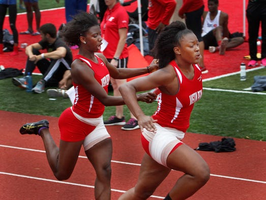 Lady Govs finish third overall in OVC track championships